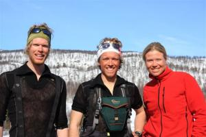 Killarna i Expedition Skanderna
