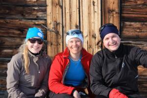 Georg och Kerli från Estland