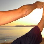 Yoga på fjället